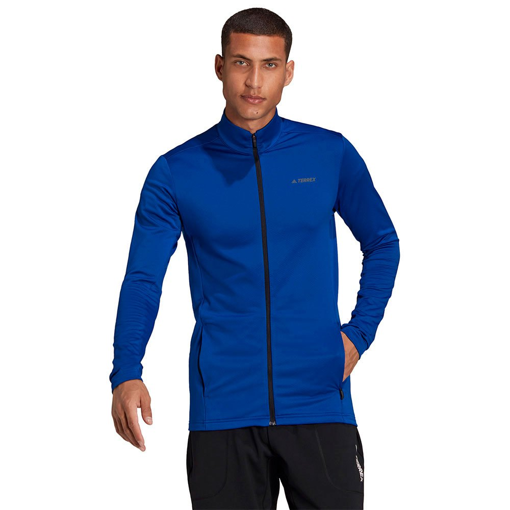 Adidas Sweat À Fermeture Motion L Bold Blue
