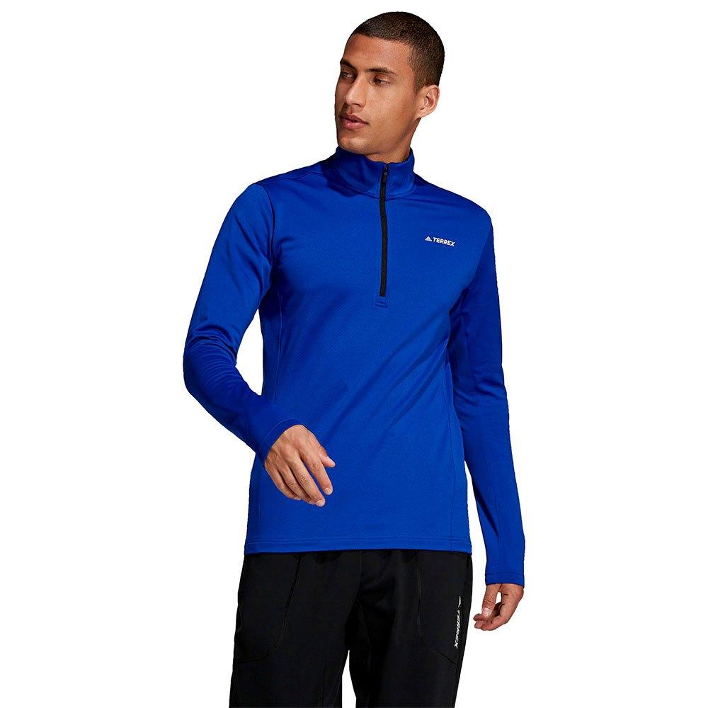 Adidas Sweatshirt Multi XL Bold Blue