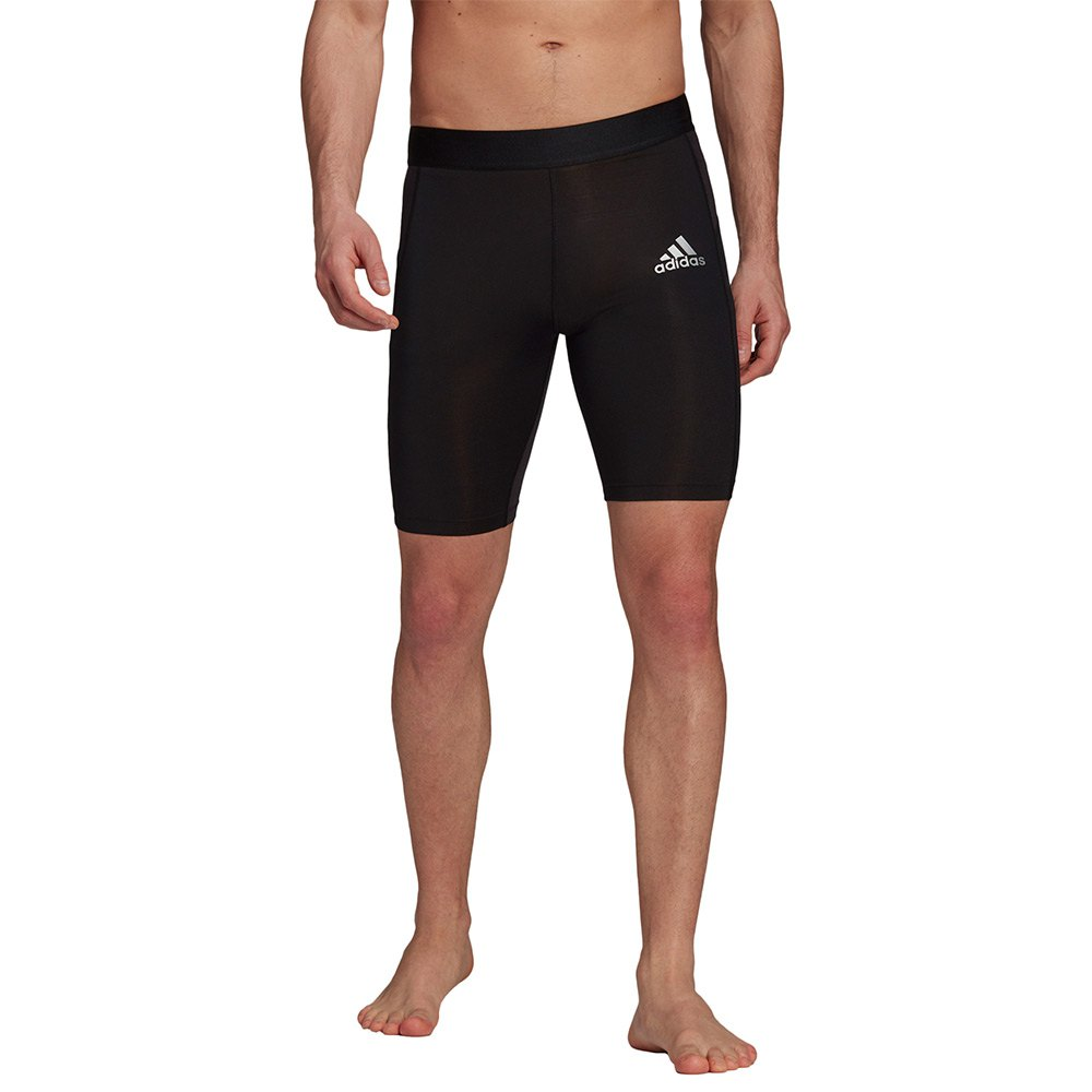 Adidas Maille Courte Tech-fit XXXL Black