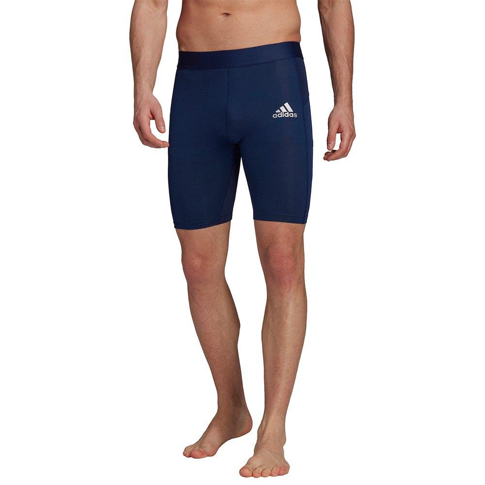 Adidas Maille Courte Tech-fit M Team Navy Blue