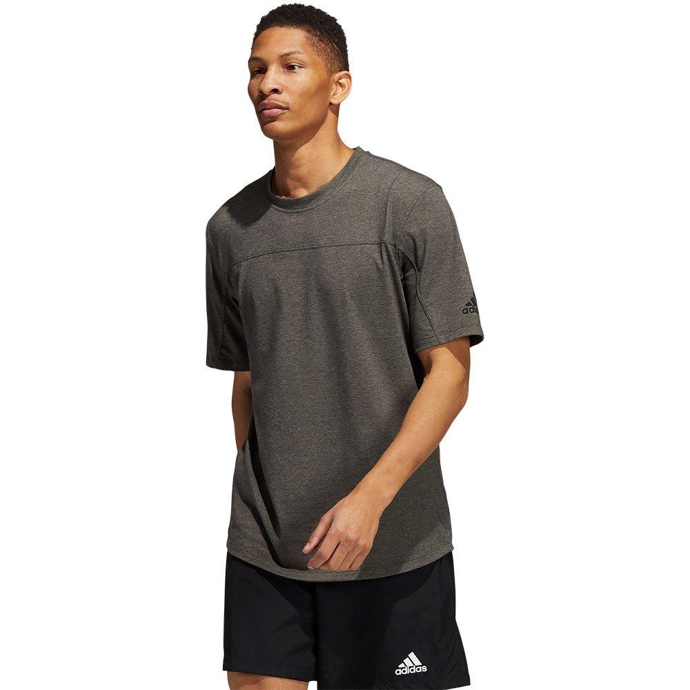 Adidas T-shirt Manche Courte City Base S Orbit Green