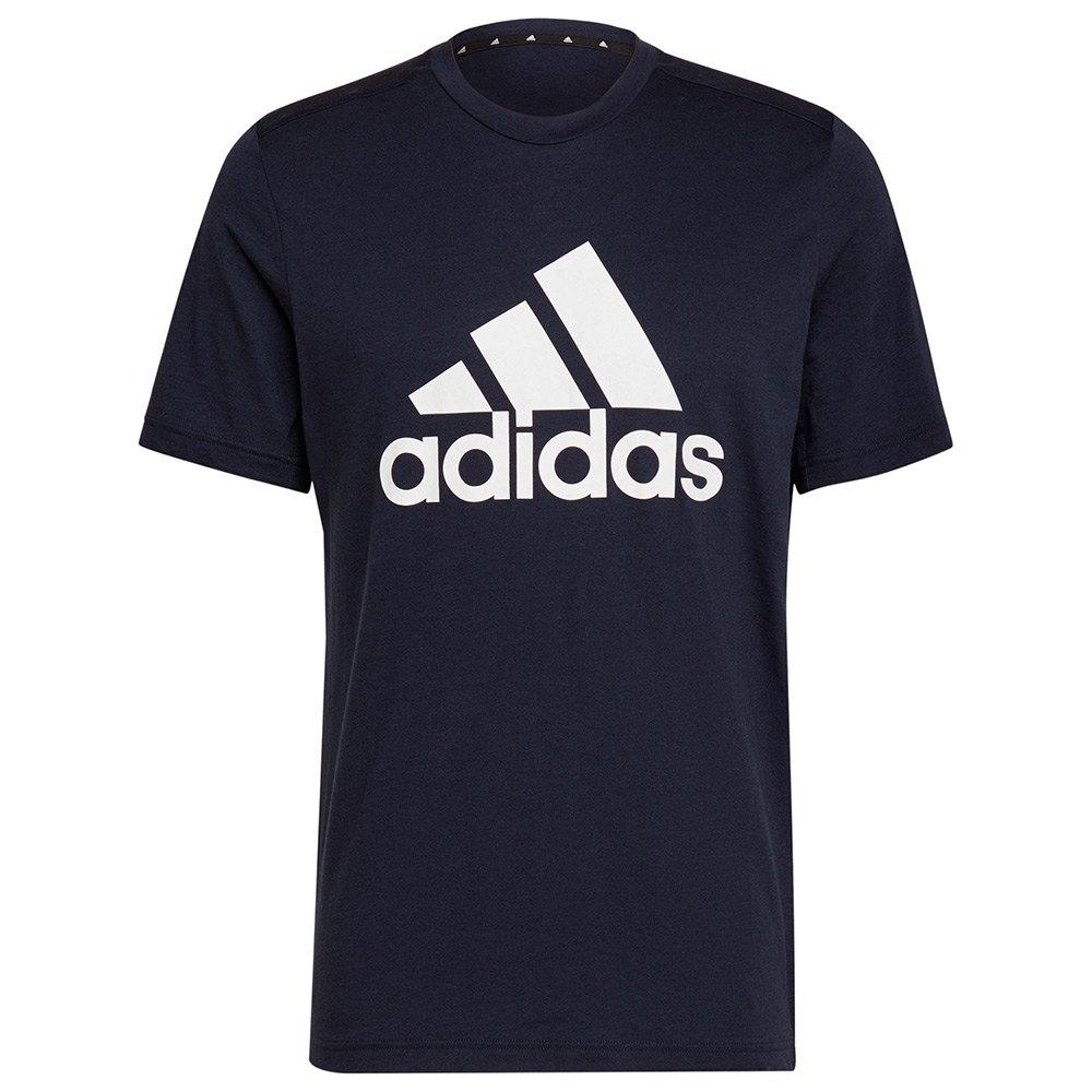 Adidas T-shirt Manche Courte Fr Lg M Legend Ink / White