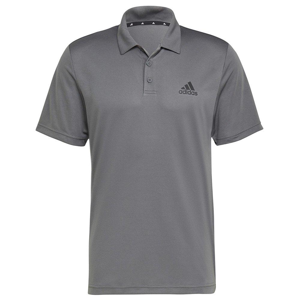 Adidas Polo Pl XL Grey Six / Black