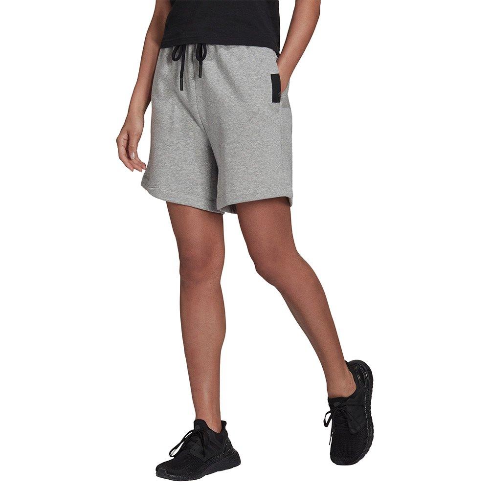 Adidas Les Shorts Sl XS Medium Grey Heather