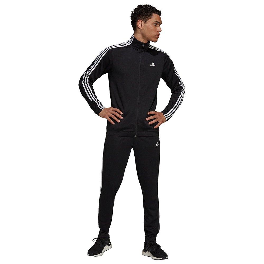 Adidas Survêtement Motion Tapered XXL Black / White