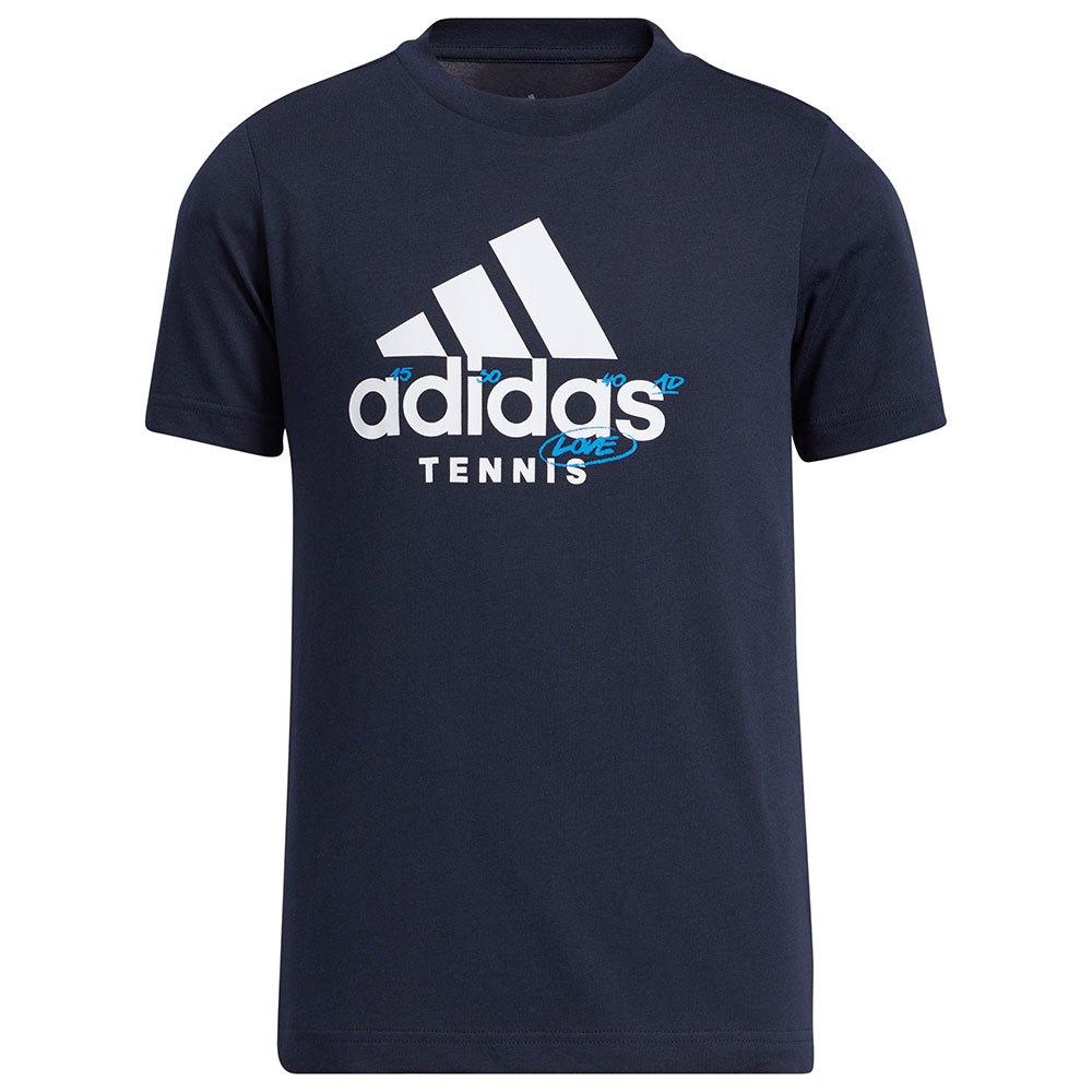 Adidas T-shirt Cat 152 cm Legend Ink