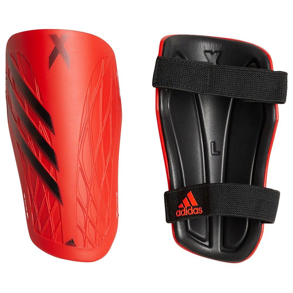 Adidas Protège-tibias X Sg Training XL Solar Red / White / Solar Yellow / Black