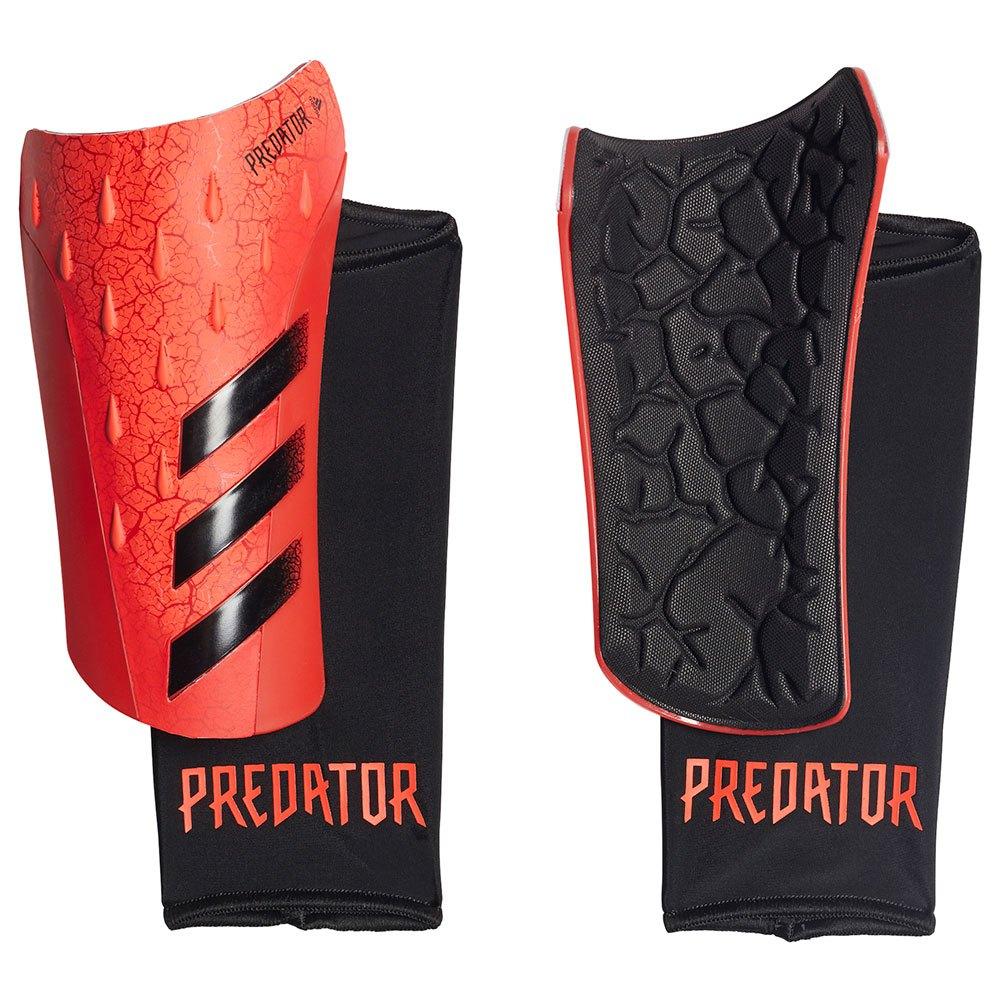 Adidas Protège-tibias Predator Sg Lge XS Solar Red / Black / Red