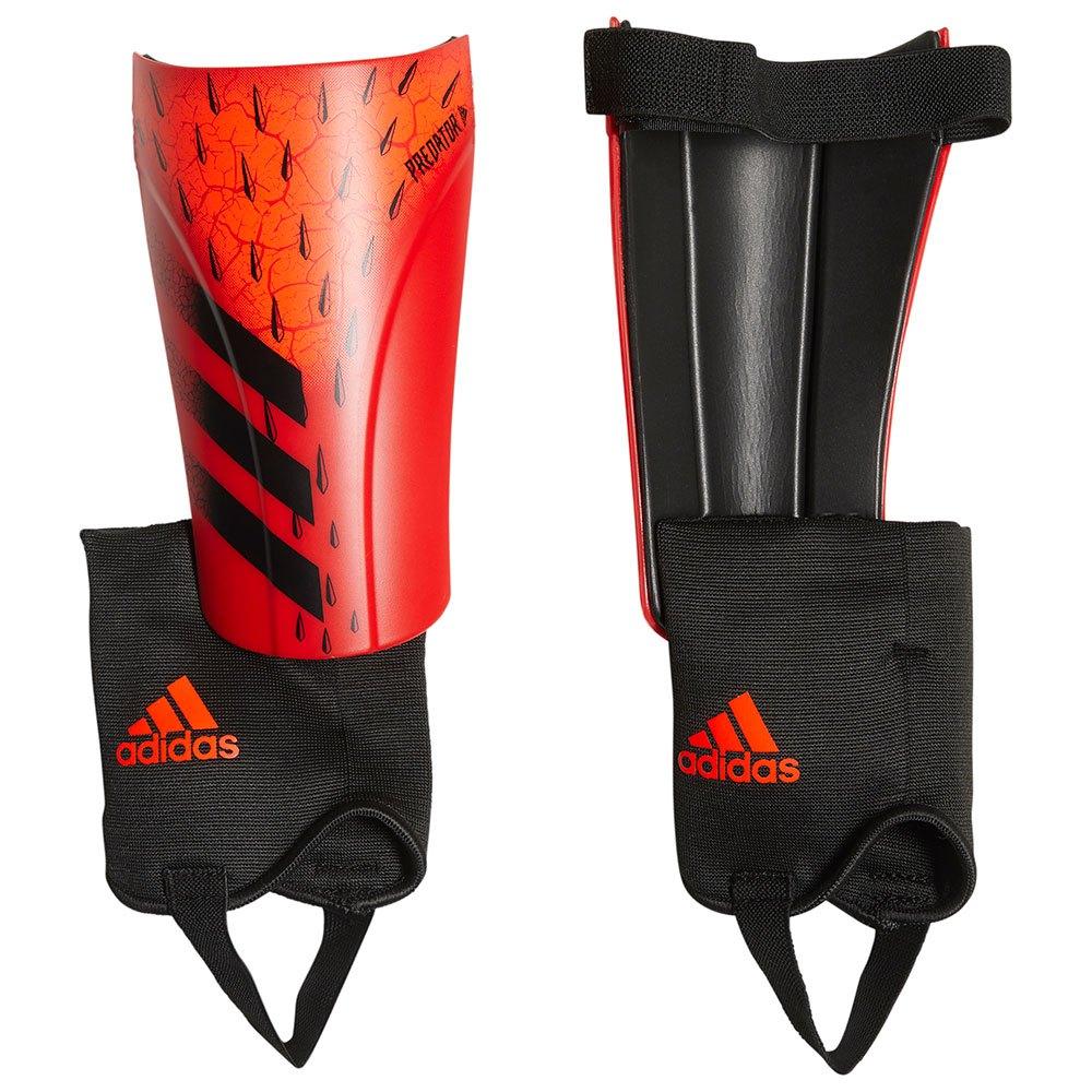 Adidas Protège-tibias Predator Sg Match L Red / Black / Solar Red