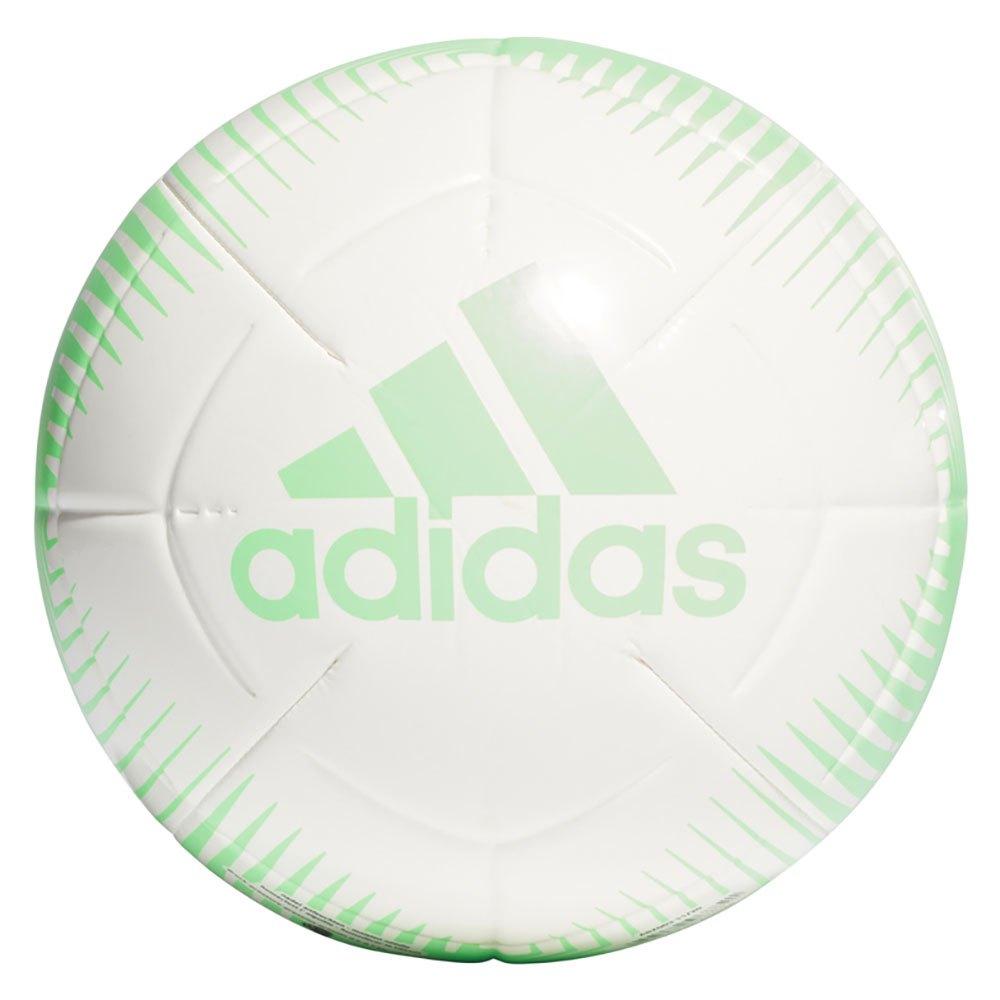 Adidas Ballon Football Epp Club 4 White / Screaming Green