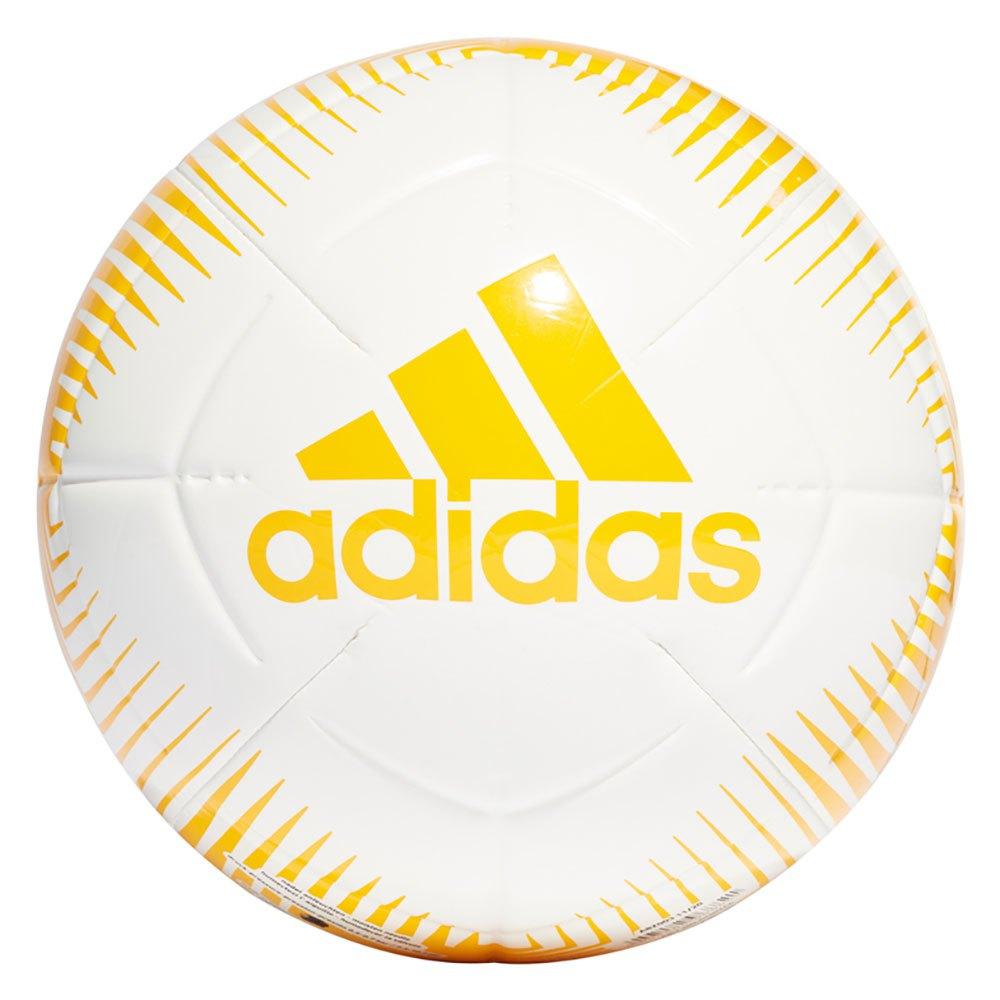 Adidas Ballon Football Epp Club 4 White / Team Yellow