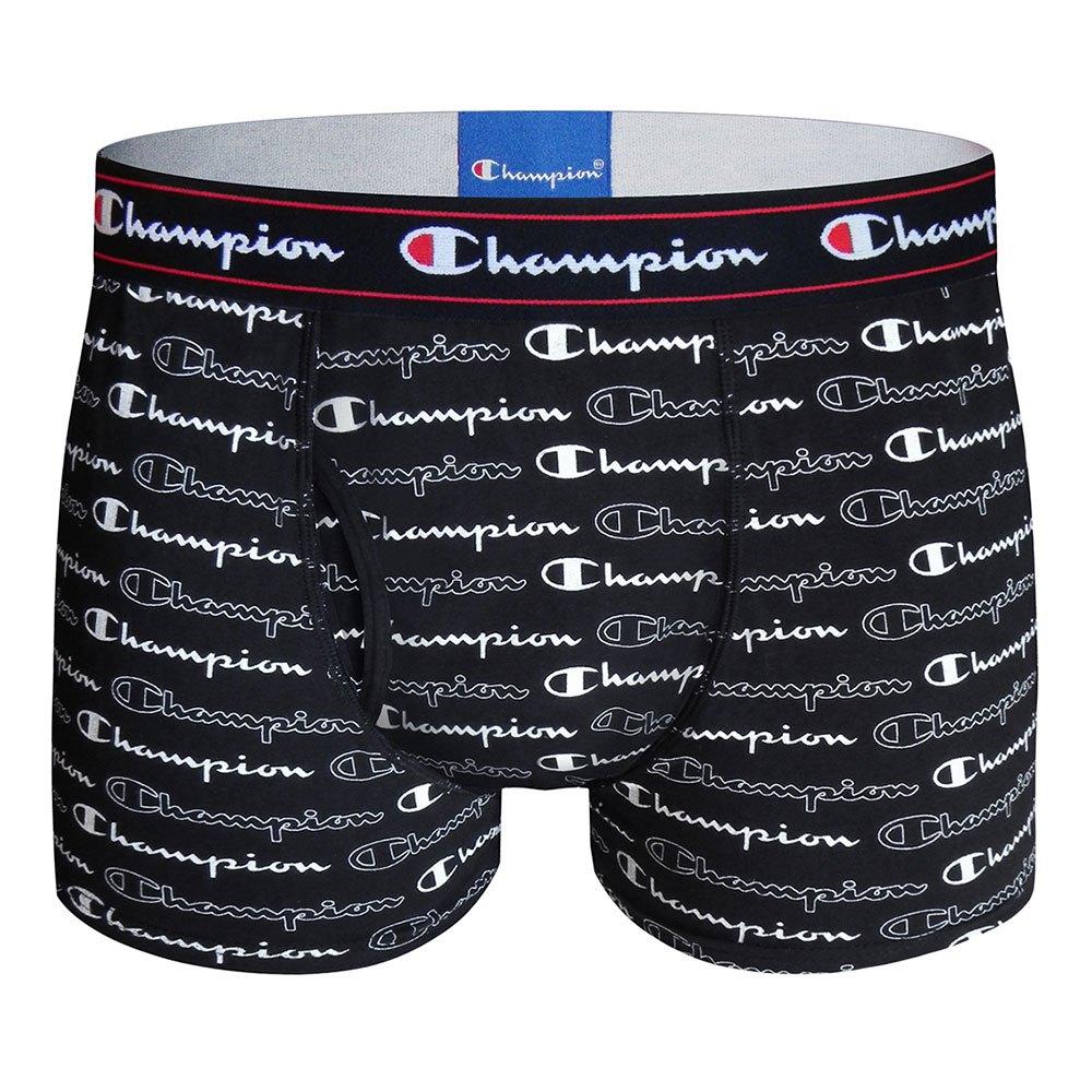 Champion Boxers Rochester S Black