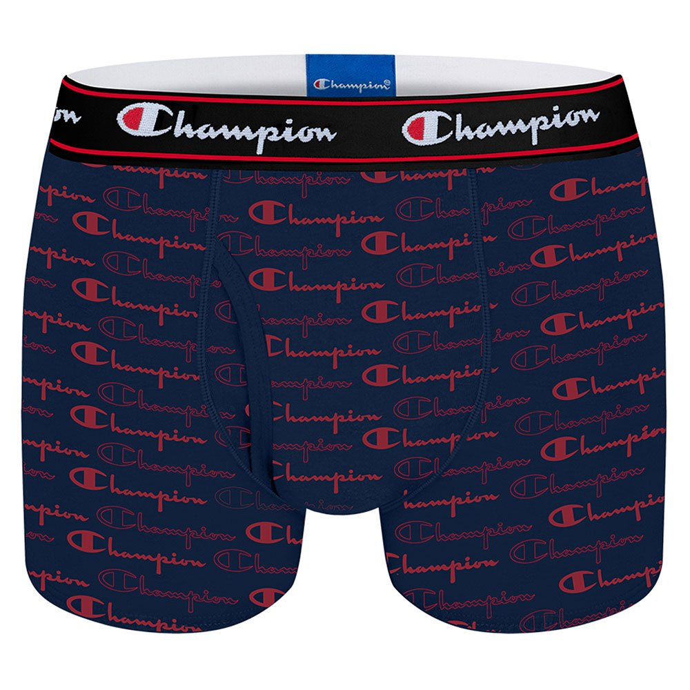 Champion Boxers Rochester M Blue
