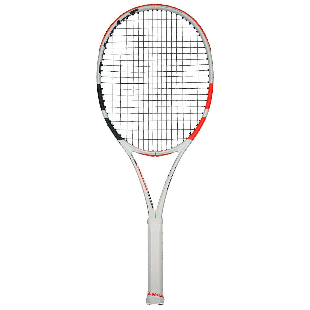 Babolat Raquette Tennis Test Pure Strike Team 2 White / Red / Black