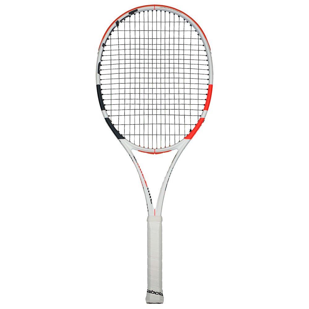 Babolat Raquette Tennis Test Pure Strike 18x20 2 White / Red / Black