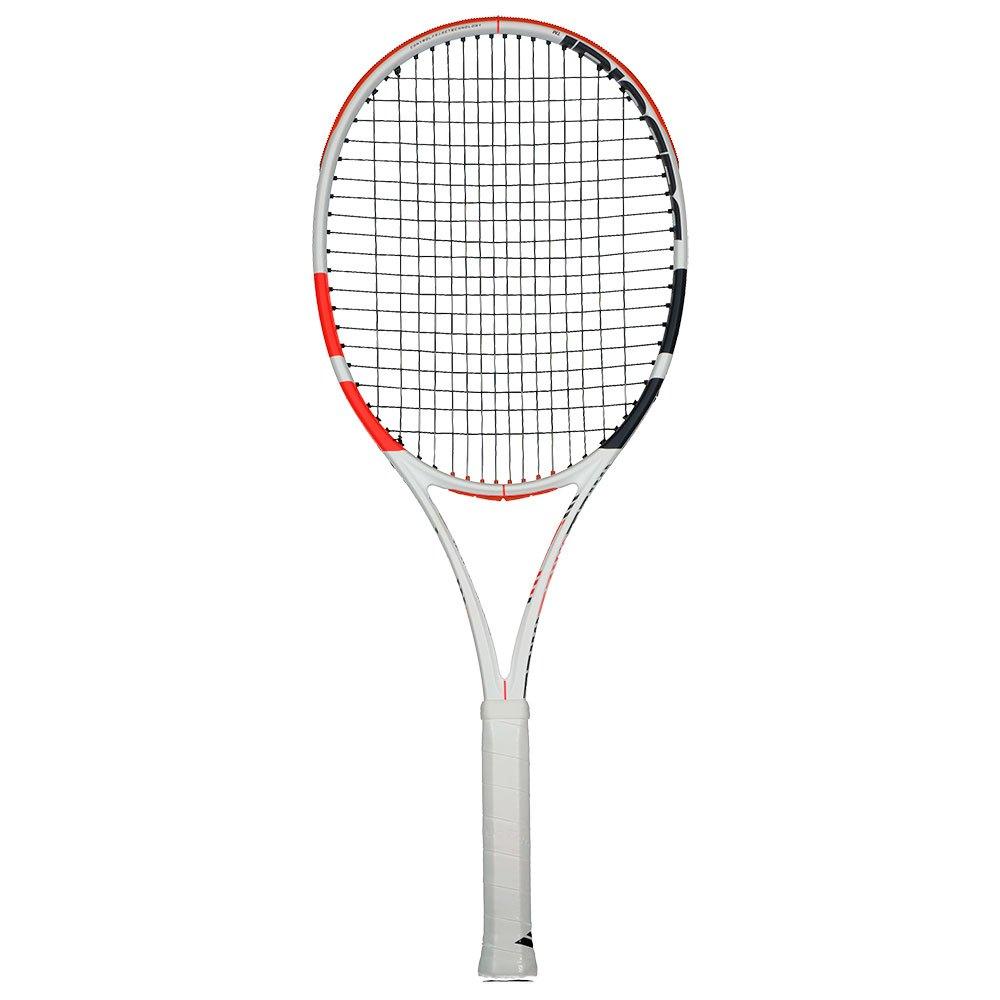Babolat Raquette Tennis Test Pure Strike 16x19 2 White / Red / Black