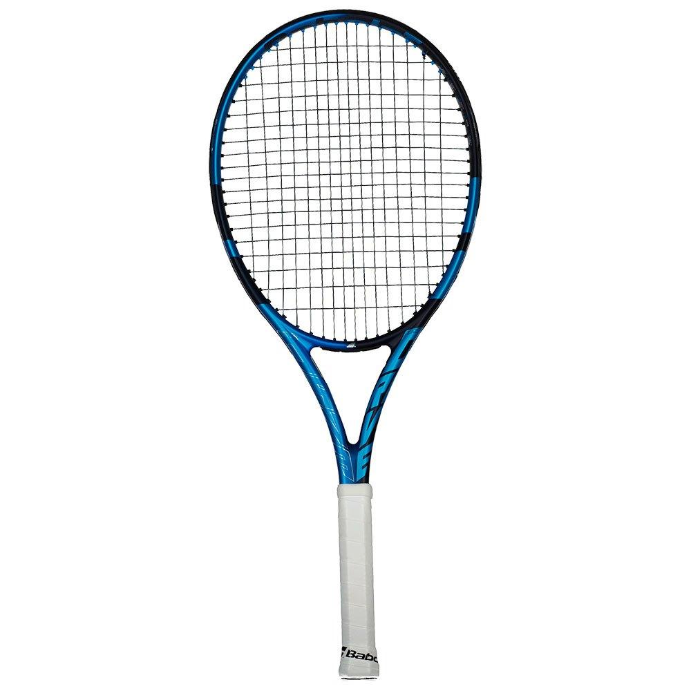 Babolat Raquette Tennis Test Super Drive Super Lite 2 Blue