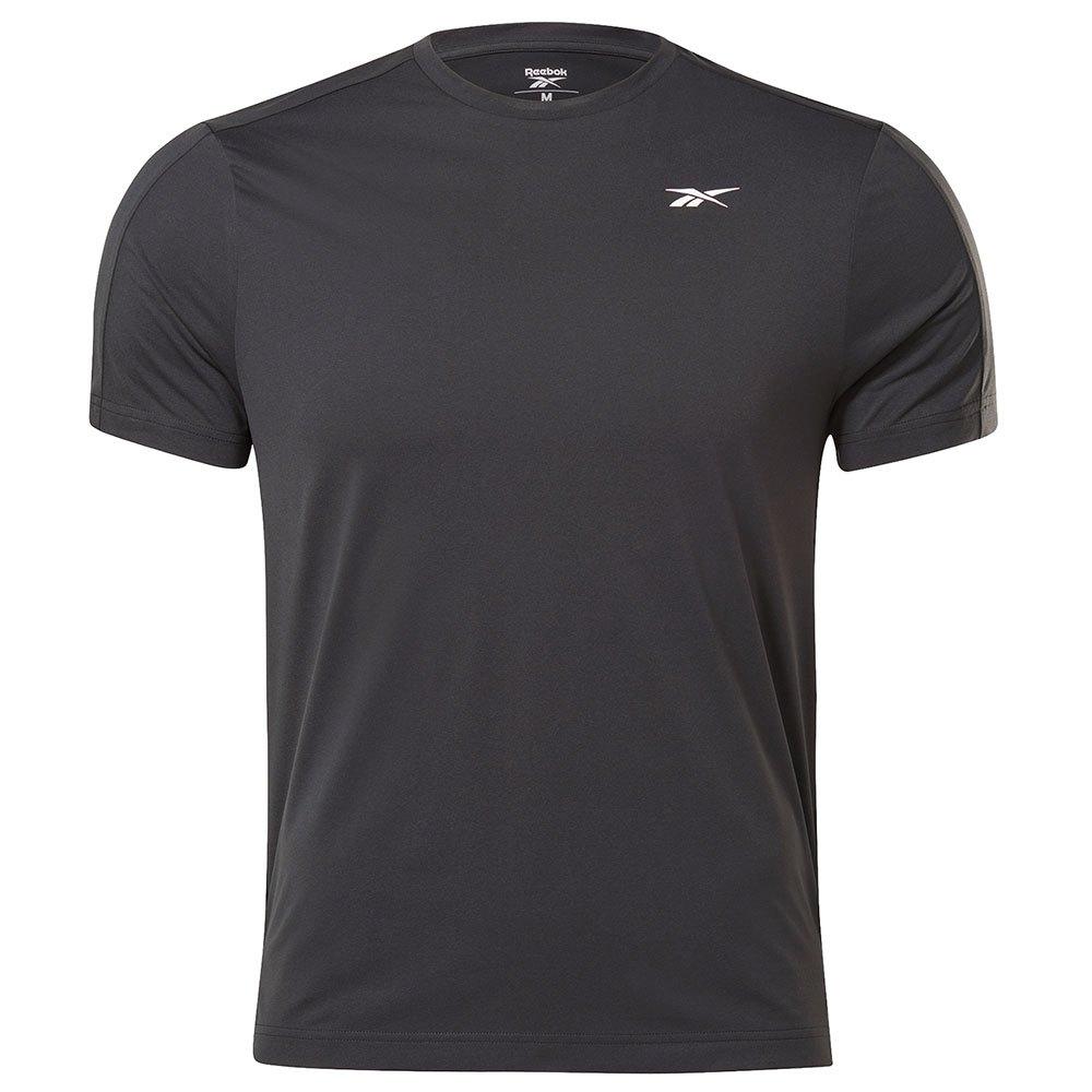 Reebok T-shirt Manche Courte Ubf Perforated L Black