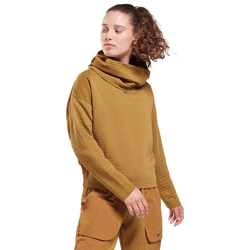 Reebok Sweatshirt Thermo Graphene M Sepia