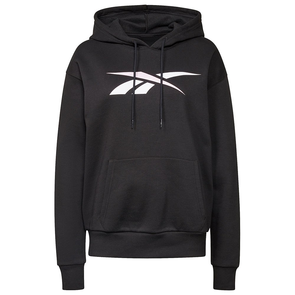 Reebok Sweatshirt Training Essentials Vector Over The Head L Black