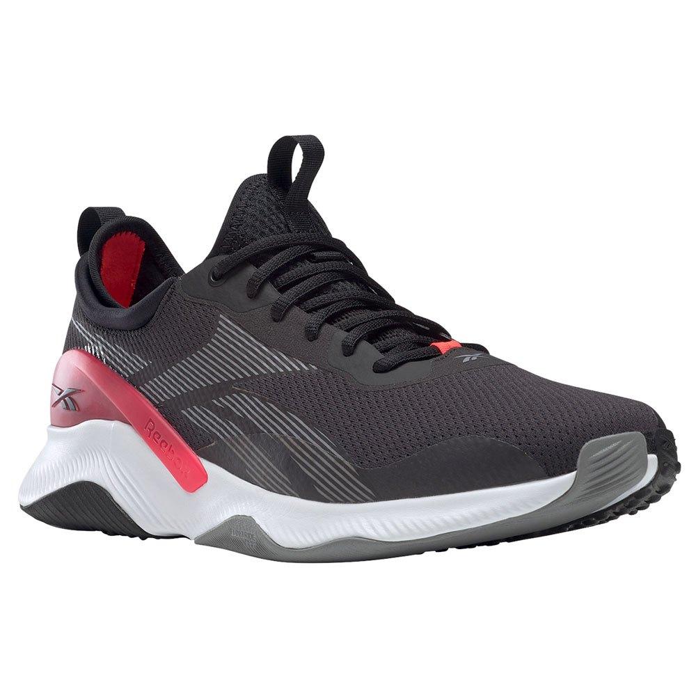 Reebok Chaussures Hiit Tr 2.0 EU 43 Core Black / Pure Grey 5 / Neon Cherry