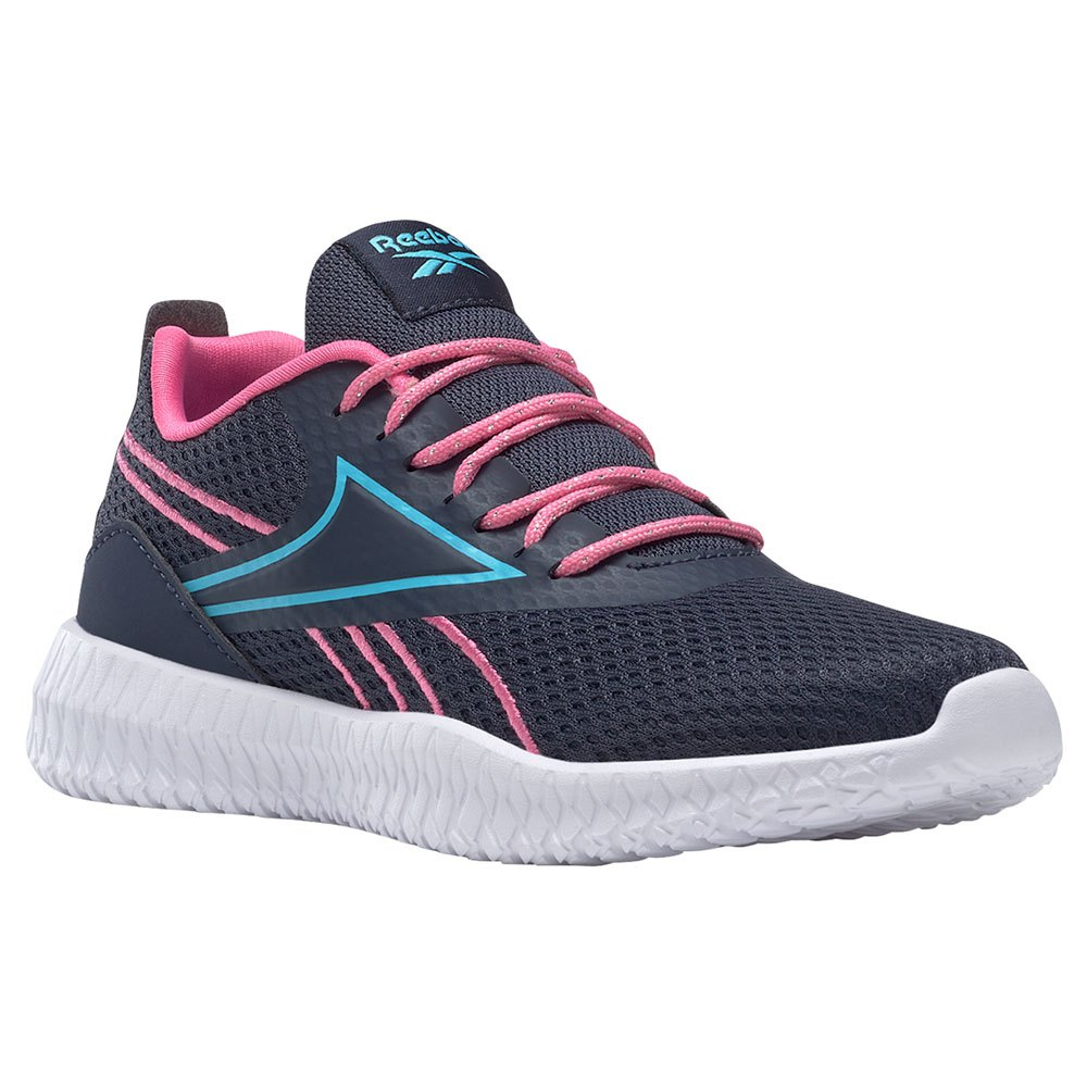 Reebok Zapatillas Velcro Flexagon Energy Niño EU 35 Vector Navy / True Pink / Digital Blue