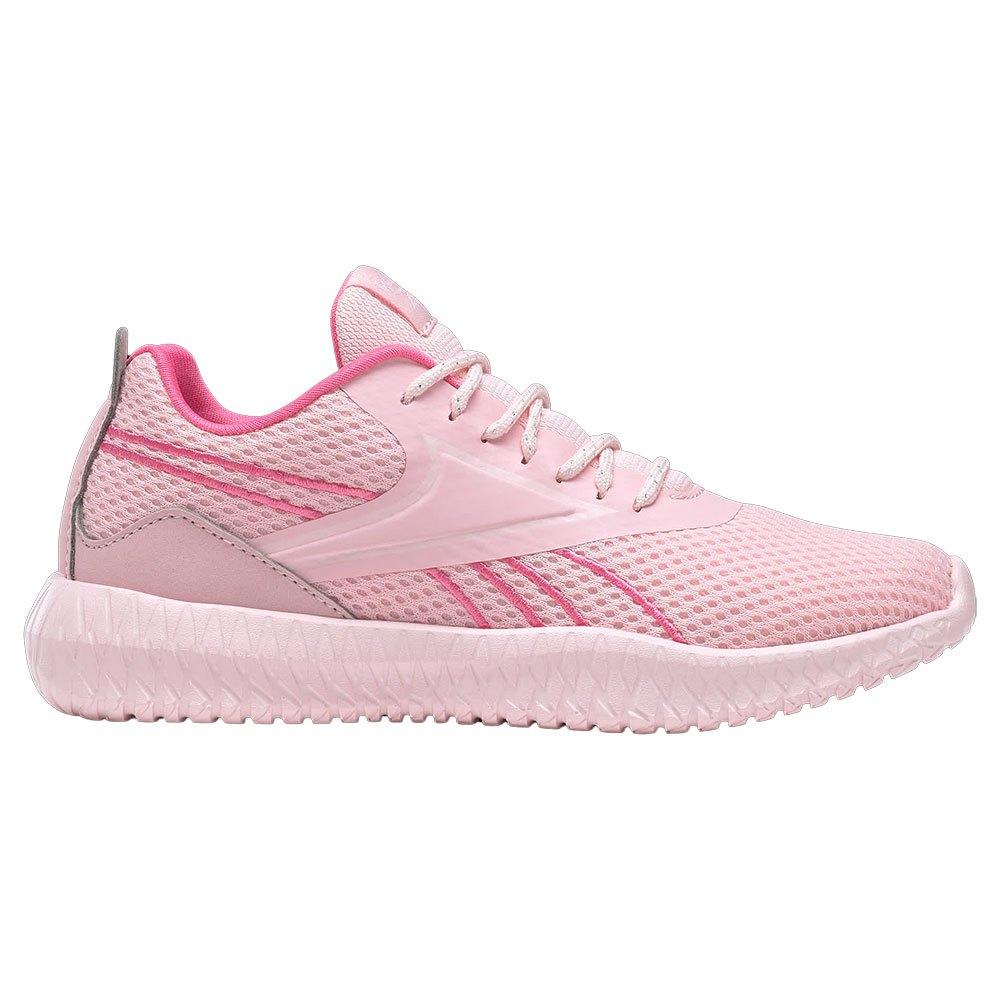 Reebok Baskets Velcro Flexagon Energy Enfant EU 32 1/2 Pink Glow / Porcelain Pink / True Pink
