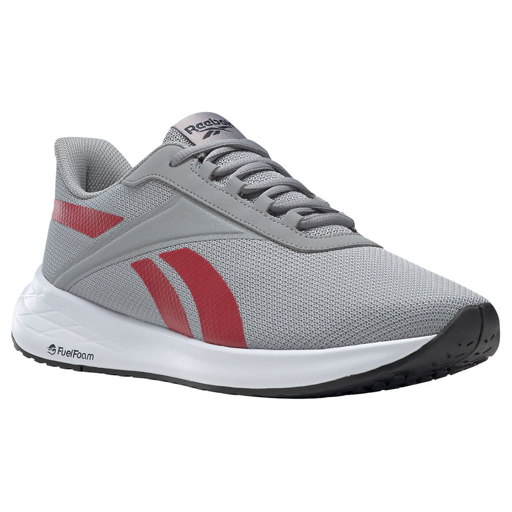 Reebok Zapatillas Running Energen Plus Pure Grey 4 / Ftwr White / Vector Red