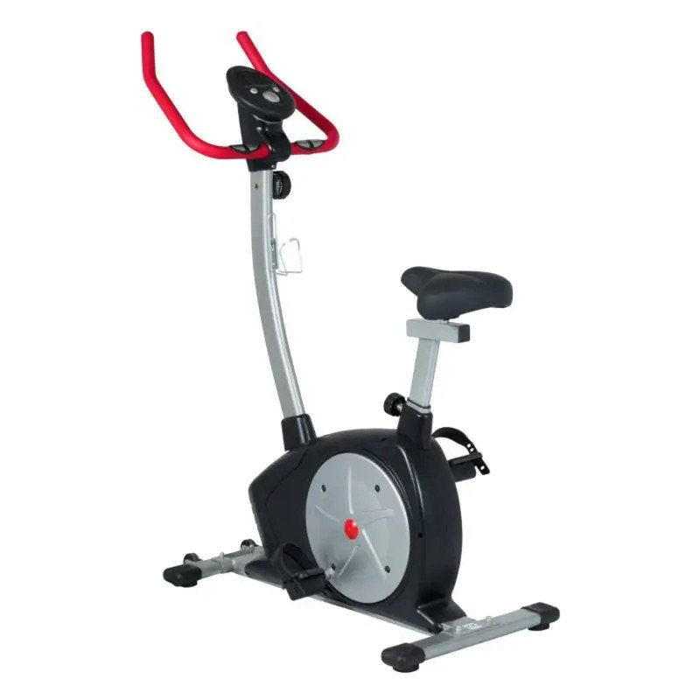 Deportium Vélo Statique 1300 One Size Black / Grey / Red