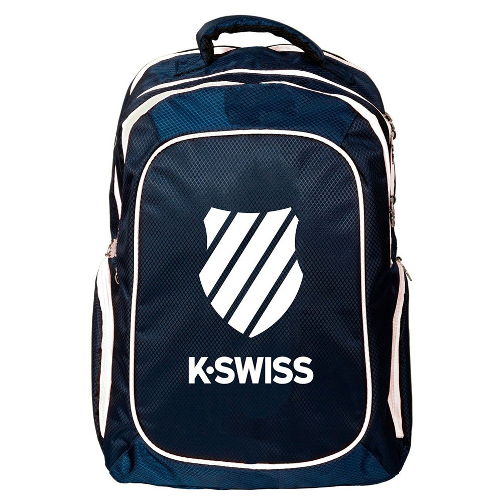 K-swiss Sac À Dos Core One Size Navy Blue / White