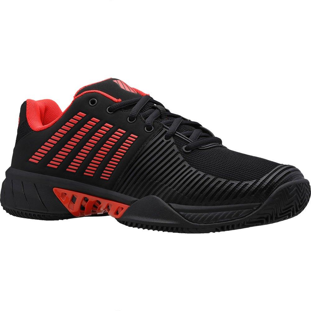 K-swiss Chaussures Terre Battue Express Light 2 Hb EU 44 Black / Poppy Red