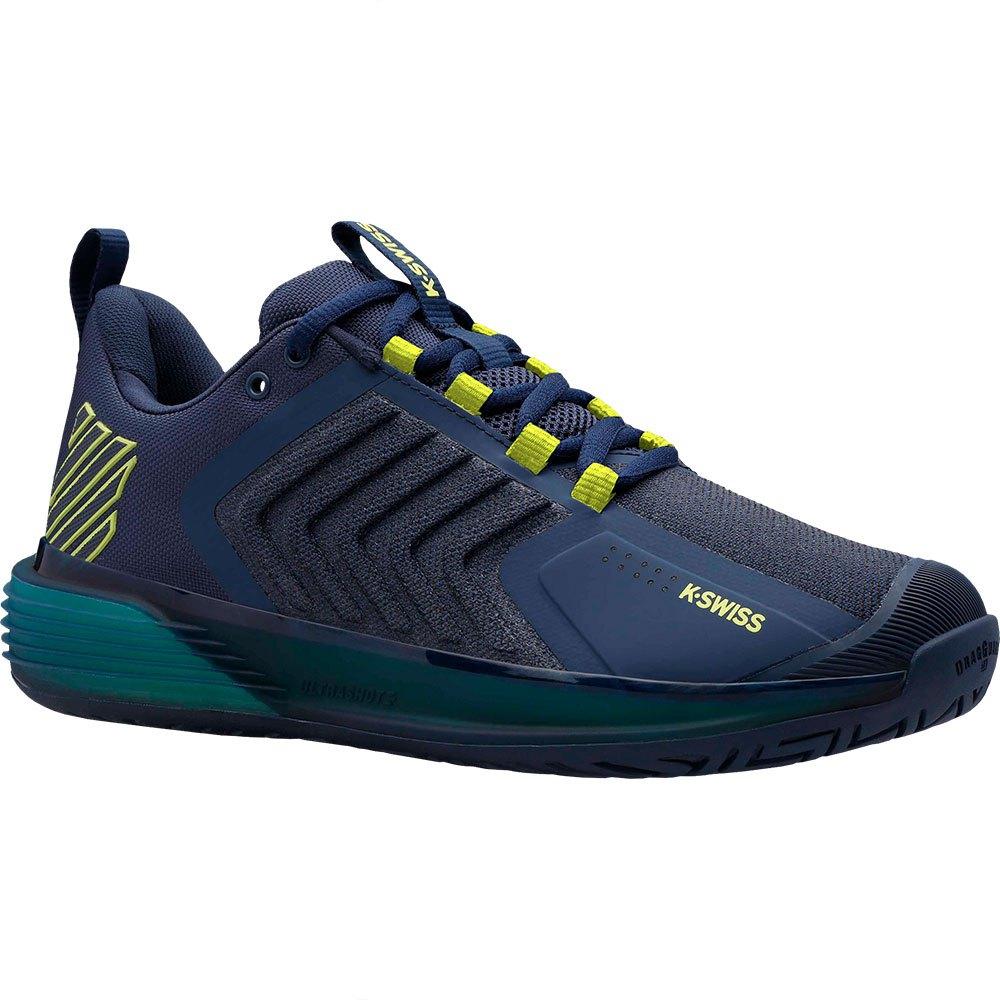 K-swiss Chaussures Tous Les Courts Ultrashot 3 EU 44 Moonlit Ocean / Love Bird
