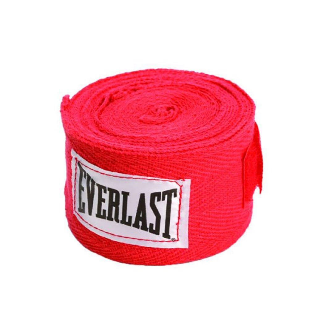 Everlast Bandage Hand Wrap 120´´ One Size Red