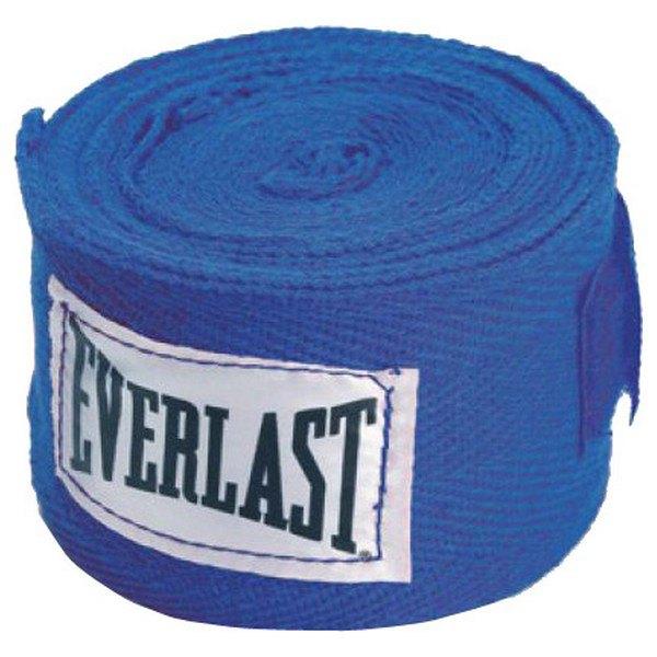 Everlast Bandage Hand Wrap 120´´ One Size Blue