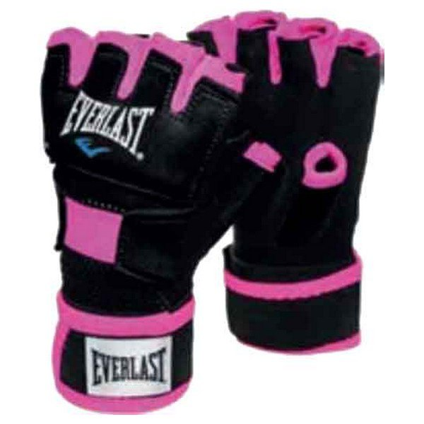 Everlast Bandage Evergel Hand Wrap S-M Black / Pink