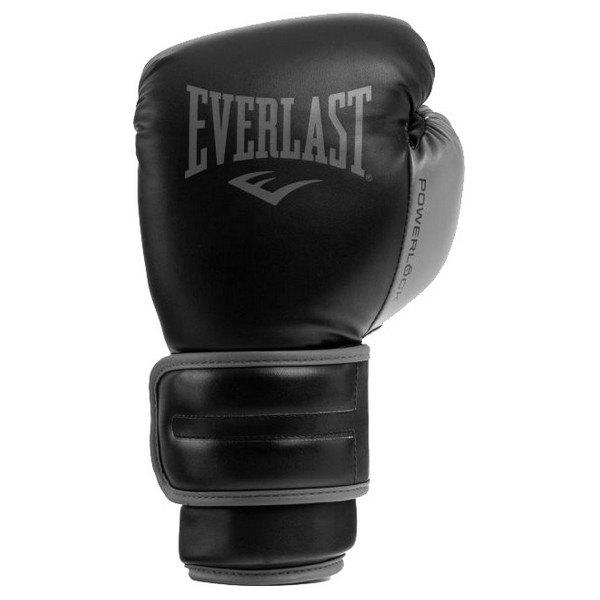 Everlast Gants D´entraînement Powerlock 2r 10 Oz Black