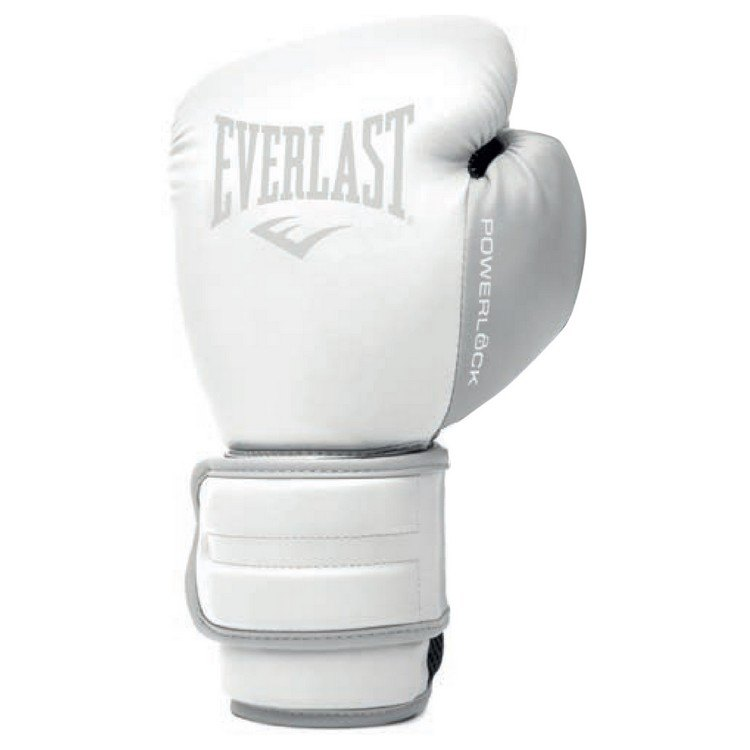 Everlast Gants D´entraînement Powerlock 2r 10 Oz White