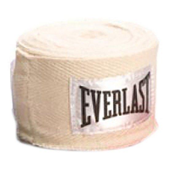 Everlast Bandage Hand Wrap 120´´ One Size Natural