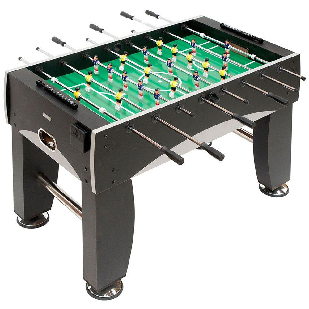 Devessport Table Baby Foot Professionnelle Argentée +14 Years Grey