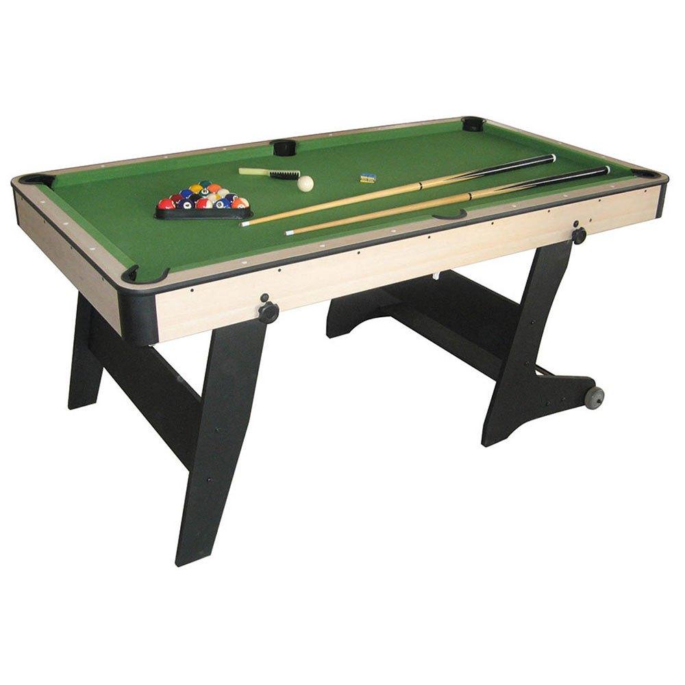 Devessport Table De Billard Pliante Manhattan +8 Years Black / Green / Wood