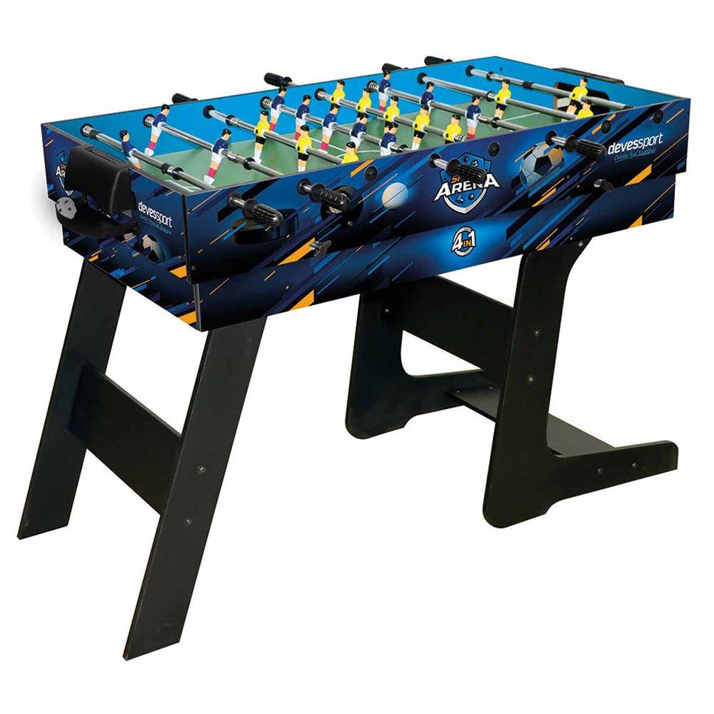 Devessport Sport Arena Multijeux 4 En 1 +7 Years Blue / Black / Green