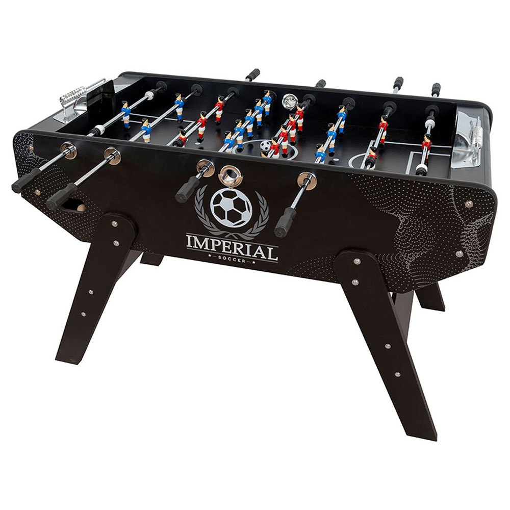 Devessport Table Baby Foot Professionnel Impérial +14 Years Black