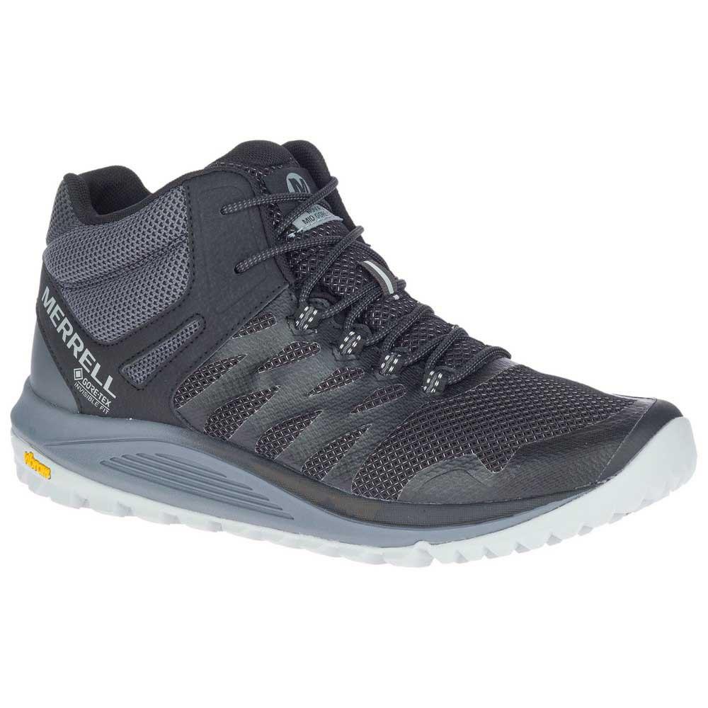 Merrell Chaussures Randonnée Nova 2 Mid Goretex EU 50 Black