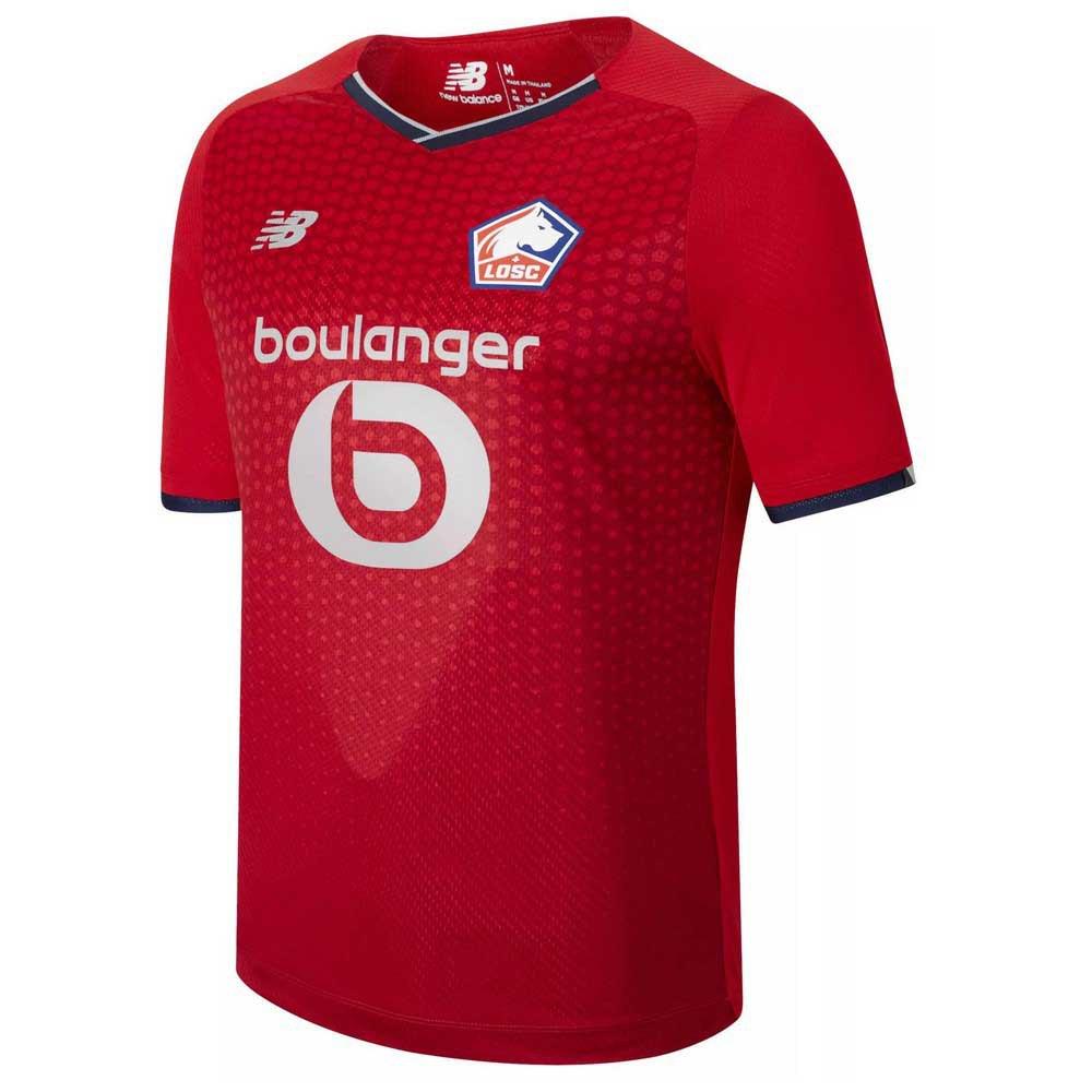 New Balance T-shirt Manche Courte Losc Lille 21/22 Domicile XXL Hme