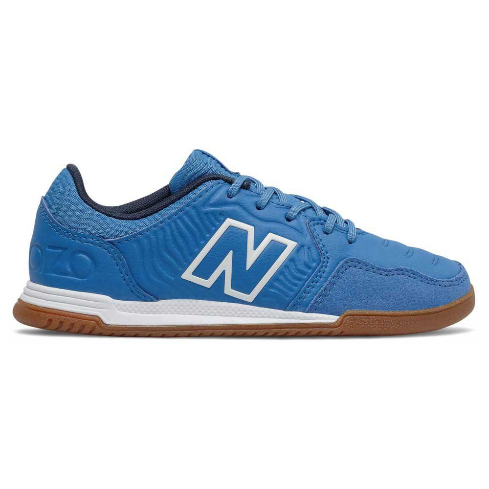 New Balance Chaussures Football Salle Audazo V5+ Command In Large EU 33 Helium
