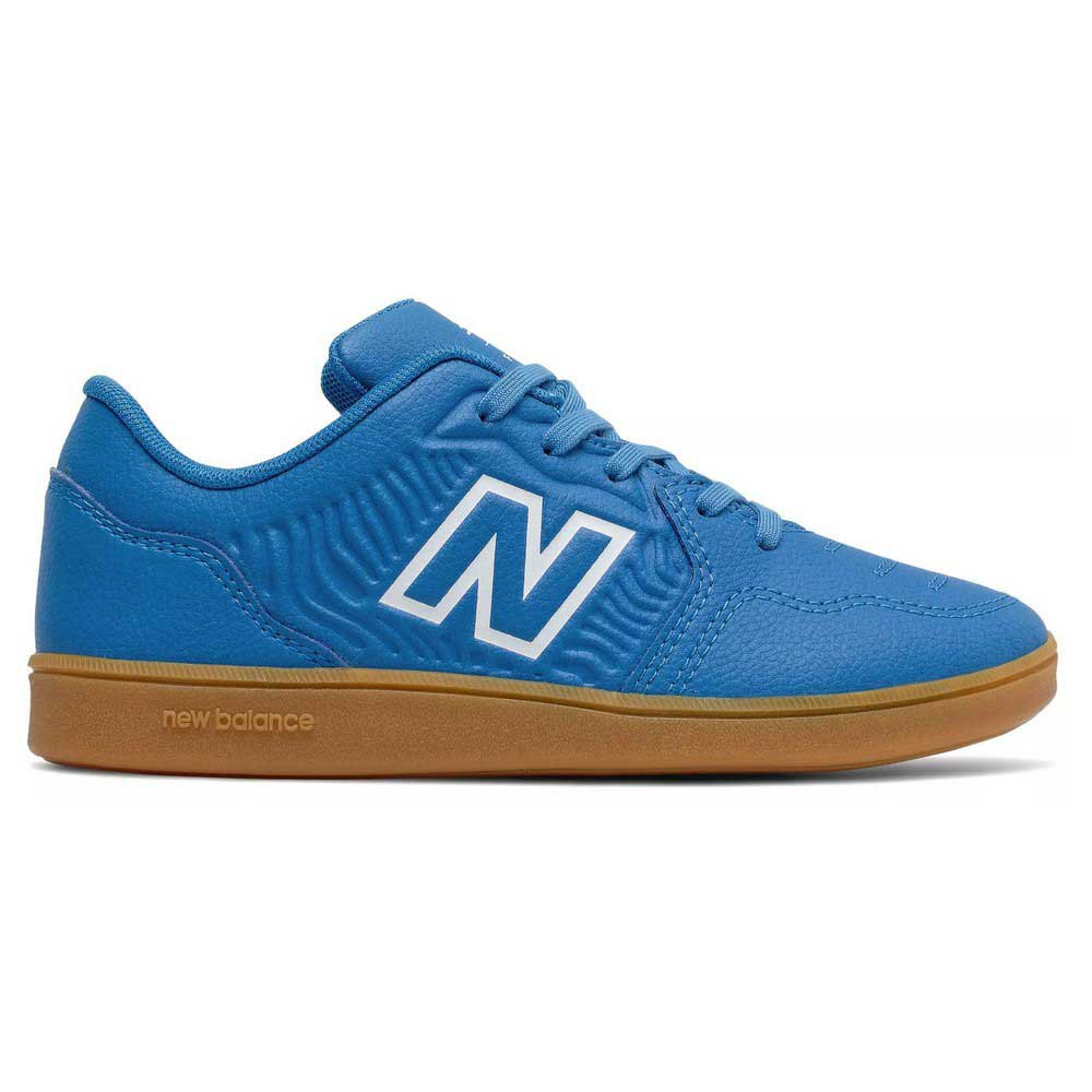 New Balance Chaussures Football Salle Audazo V5+ Control In Large EU 33 Helium
