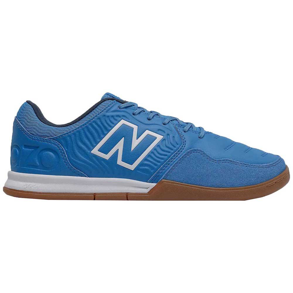 New Balance Chaussures Football Salle Audazo V5 Command In EU 40 1/2 Helium