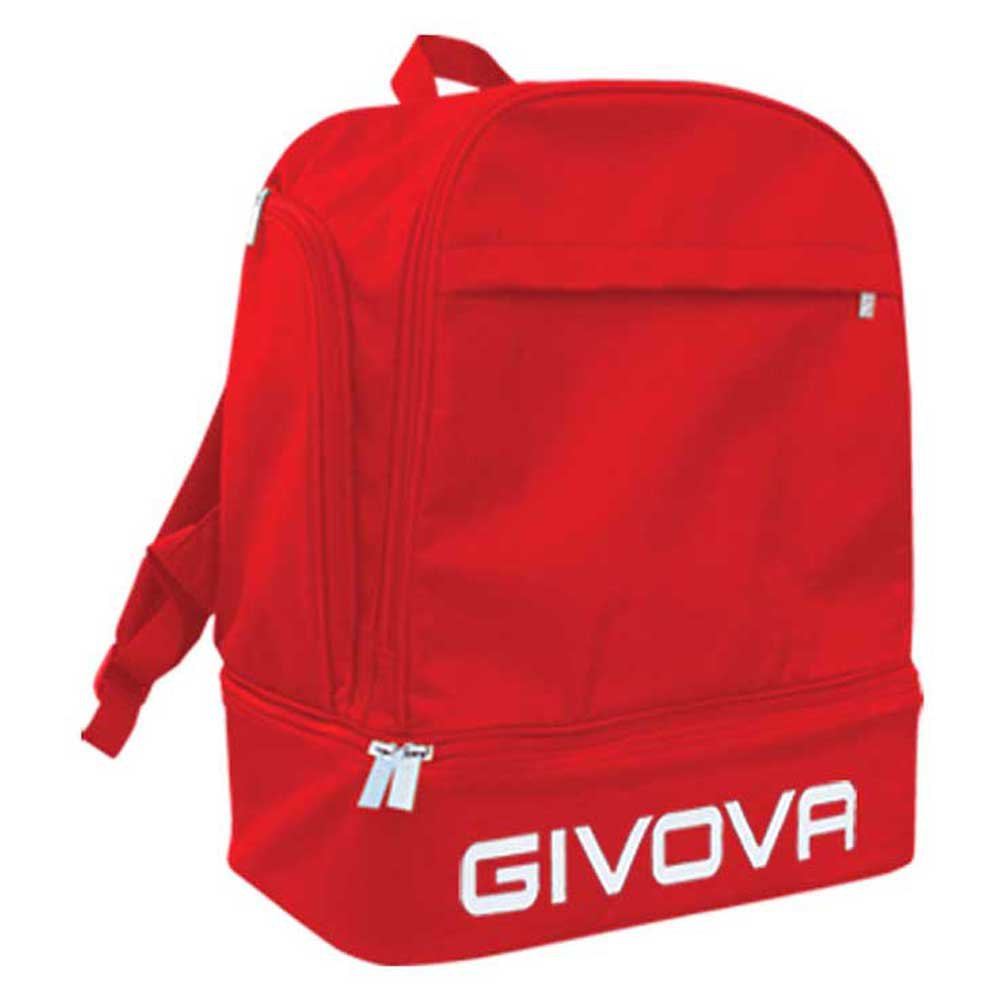 Givova Sac À Dos Sport One Size Red