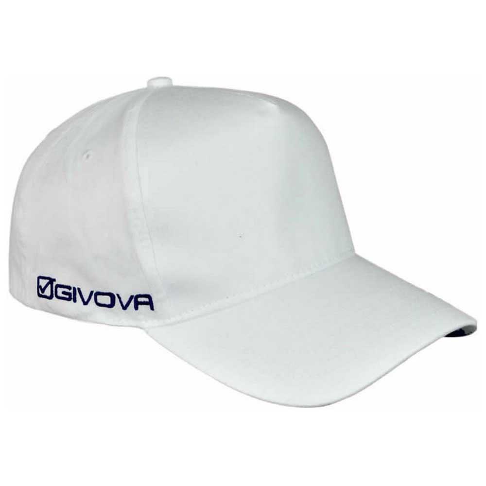 Givova Casquette Sponsor One Size White