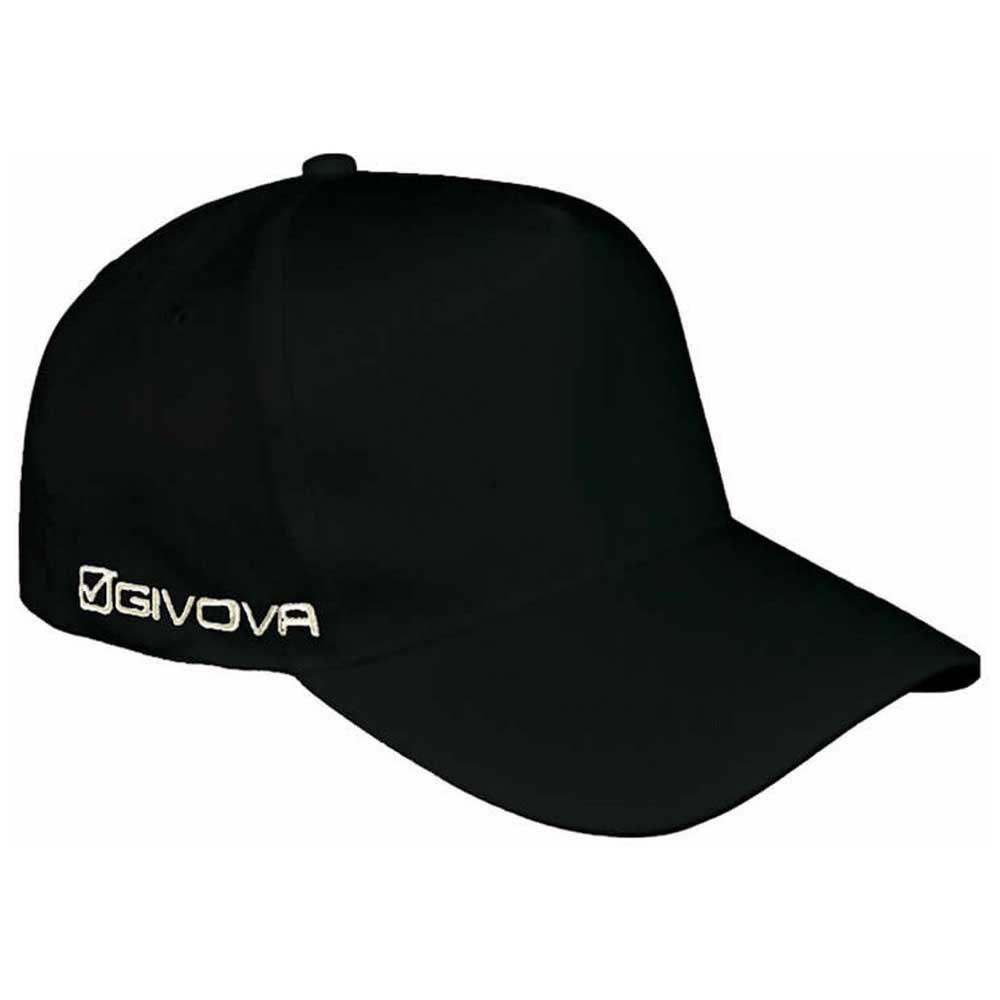 Givova Casquette Sponsor One Size Black